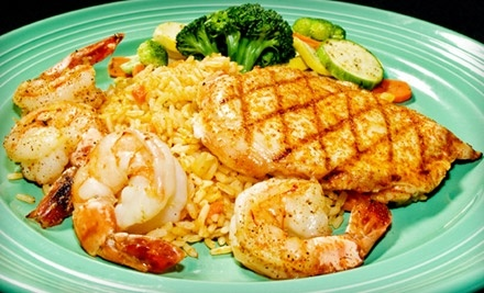 $20 Groupon to Peppers Mexican Grill & Cantina - Peppers Mexican Grill & Cantina in Ormond Beach