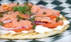 Banksy's Cafe - Pikesville: Five Sandwiches, Wraps, or Salads or $10 for $20 Worth of Café Fare and Drinks at Banksy's Café