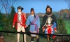 Niagara Wax Museum of History - Niagara Falls: $7 for a Niagara Wax Museum of History Visit for Two in Niagara Falls ($14 Value)