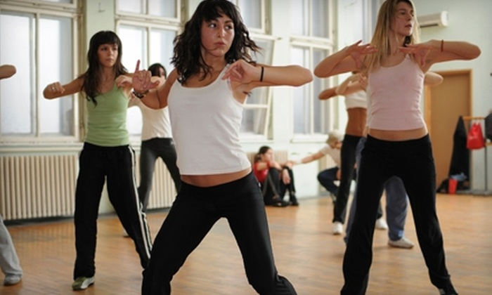 Mosley's Movements - Sunset Arcre, Garden Valley, Morningside: $30 for One Month of Cardio Kick & Dance Classes at Mosley's Movements ($60 Value)