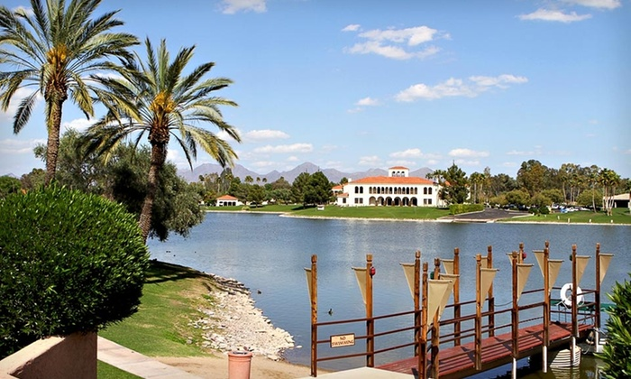 Millennium Scottsdale Resort Travel - McCormick Ranch: One-Night Stay in September or October–March at Millennium Scottsdale Resort & Villas in Greater Phoenix