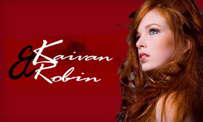 Kaivan & Robin Hairstyles - Farmers Branch: $25 for $50 Worth of Salon Services at Kaivan & Robin Hairstyles