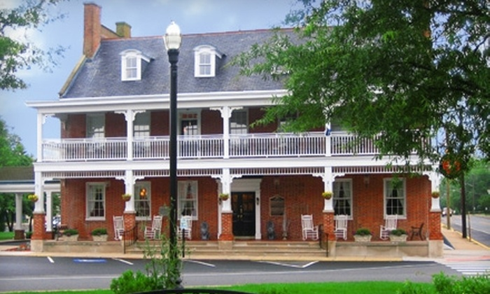 The Brick Hotel - Georgetown: $117 for One-Night Package at The Brick Hotel in Georgetown ($235 Value)