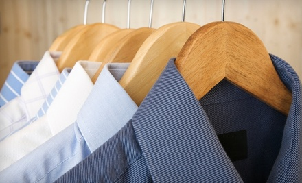 $40 Worth of Dry Cleaning and Alterations - Around the Block Cleaners in Pasadena