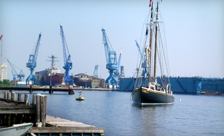 One-Year Individual Membership (a $50 value) - Maine Maritime Museum in Bath