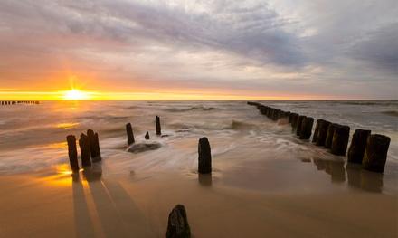 Baie de Somme : 1 à 3 nuits avec option PDJ, plat du jour, kir et location de vélo à l'Auberge de la Dune pour 2