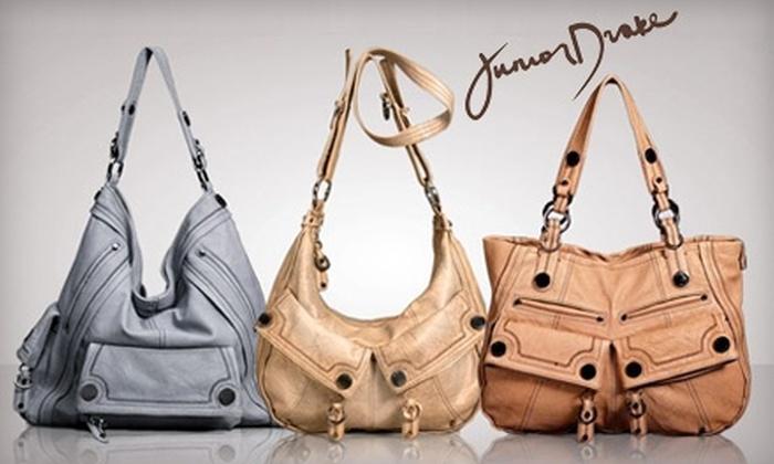 Junior Drake - Mid-City: $35 for $80 Toward a Handbag at Junior Drake Factory Outlet