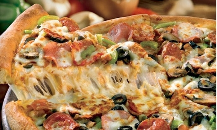 Papa John's - Multiple Locations: $13 for an Extra-Large Pizza and a Two-Liter Soda at Papa John's (Up to $27.89 Value)