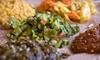 Half Off Prix Fixe Dinner at Pan Africa Restaurant & Bar