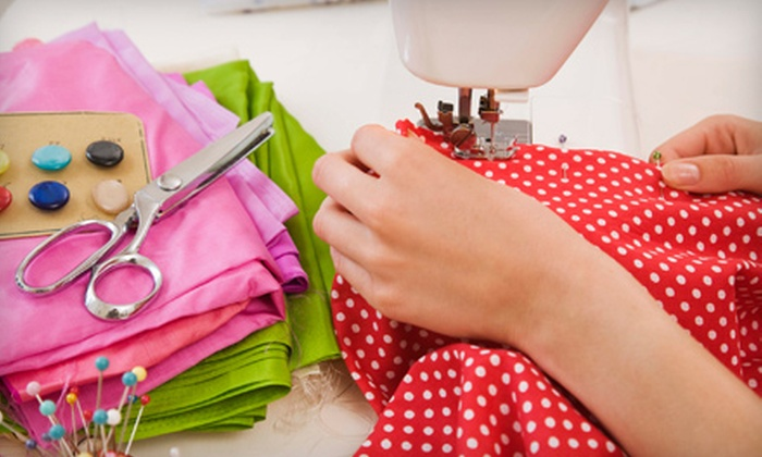 Fabric Shapers - Solar Heights: $25 for a Two-Hour Private Sewing Workshop at Fabric Shapers in Thiensville ($50 Value)
