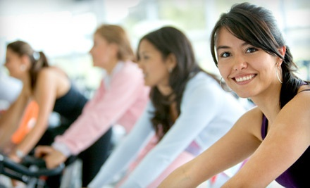 5 Pilates, Yoga, Zumba, or Spin Classes (a $75 value) - Ladies Workout Express in Atlanta