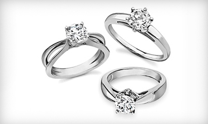 Azzi Jewelers - Lansing: $299 for $700 Toward an Engagement Ring or $199 for $400 Worth of Jewelry or at Azzi Jewelers