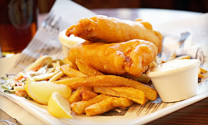 Tartan Pub & Grill - Orleans Village - Chateauneuf: $12 for $25 Worth of Pub Fare and Drinks at Tartan Pub & Grill in Orleans