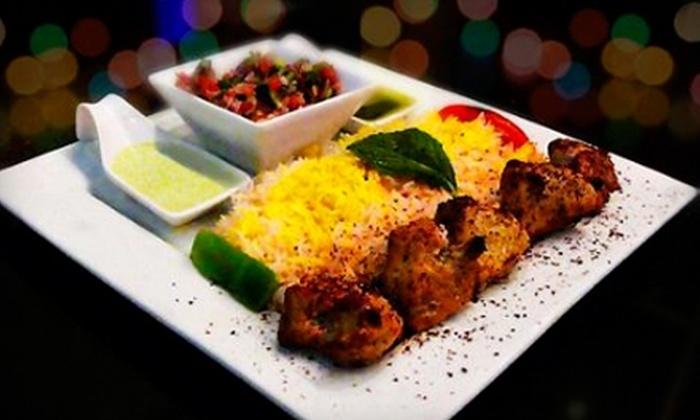 Kush Mediterrenean Restaurant and Hookah Bar - Lower Greenville: $15 for $30 Worth of Mediterranean Cuisine and Hookah at Kush Mediterranean Restaurant + Hookah Bar