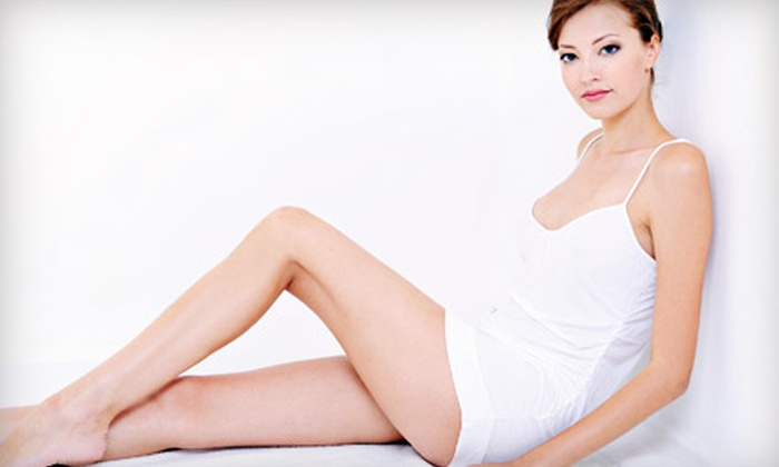 Island Day Spa - Flour Bluff: $49 for a GX-99 Cellulite-Reduction Treatment at Island Day Spa ($99 Value)