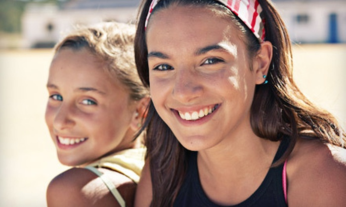 Ten Faces of She - Harrisburg Town Center: 1-, 5-, or 10-Week Girls'-Empowerment Summer Camp at Ten Faces of She in Harrisburg (Up to 70% Off)