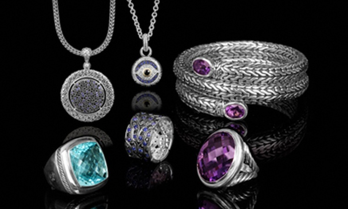 SweepStreet: $40 for $100 Worth of Designer Jewelry from SweepStreet