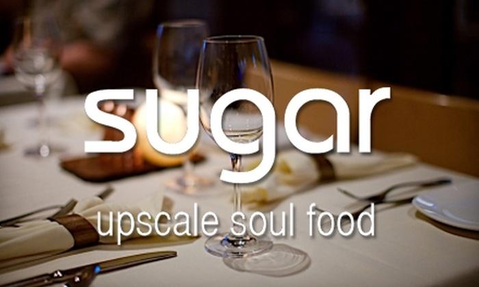 Sugar - Trinidad - Langston: $10 for $20 Worth of Upscale Comfort Fare at Sugar