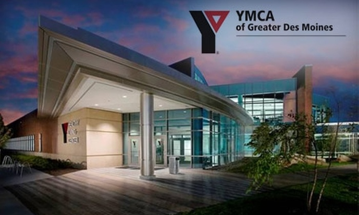 YMCA of Greater Des Moines - Multiple Locations: $40 for a One-Month Family Membership and Three Personal Wellness Coaching Sessions, plus $25 Toward Personal Training at the YMCA (Up to $157.50 Value)