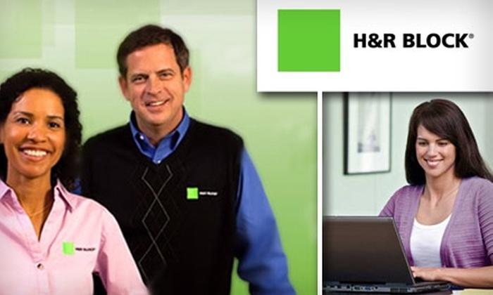 H&R Block - Minneapolis / St Paul: $50 Off Tax Preparation at H&R Block