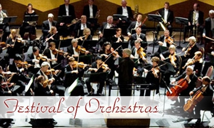 Festival of Orchestras - Central Business District: $39 for Two Tickets to the German State Philharmonic at the Festival of Orchestras ($90 Value) on February 4 in Longwood