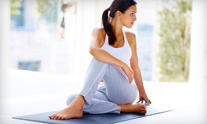 Bikram Yoga Danbury - Danbury: 5 or 10 Classes at Bikram Yoga Danbury (Up to 69% Off)