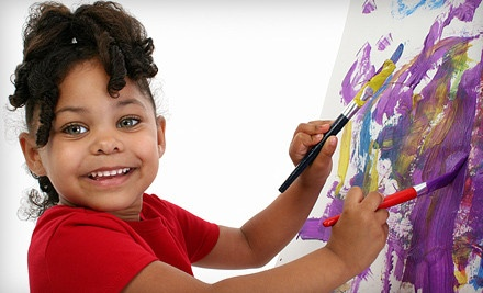 4-Week The Well Rounded Artist Class (an $80 value) - Kids Art of Charleston in Summerville