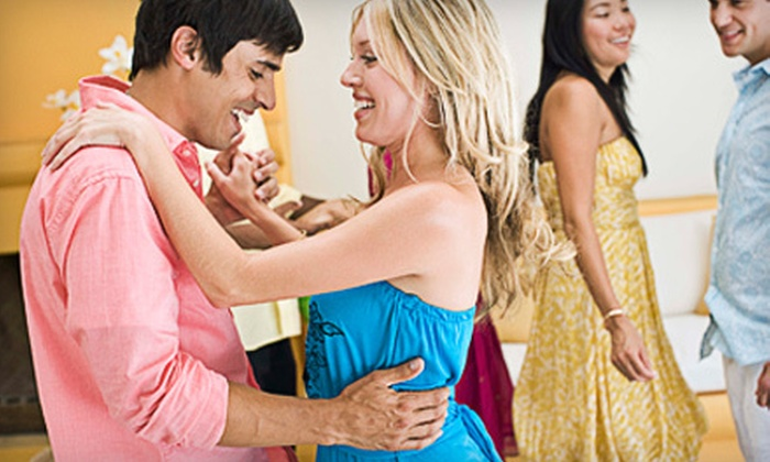 Poise, Style & Motion - Webster Square: Private and Group Dance Lessons or Latin Dance-Fitness Classes at Poise, Style & Motion (Up to 77% Off)