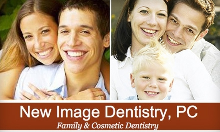 New Image Dentistry - Edmond: $49 for a Dental Exam, X-rays, Cleaning, and Take-Home Whitening Kit from New Image Dentistry in Edmond (Up to $317 Value)