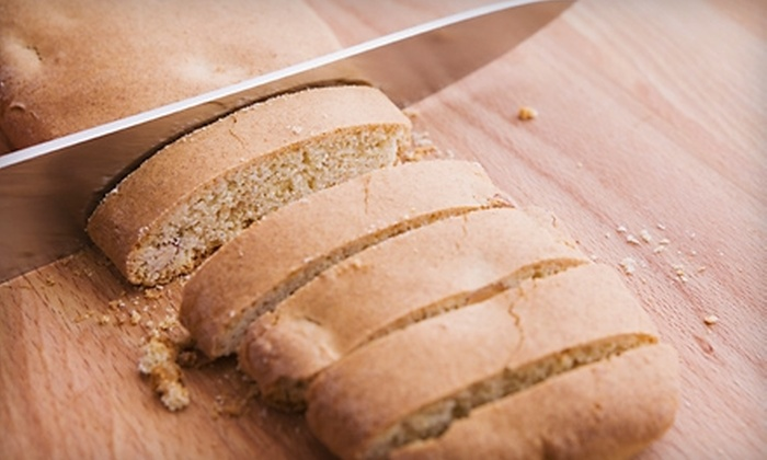 For Your Kitchen - Ogden: Knife Sharpening or Six Months of Bread at For Your Kitchen