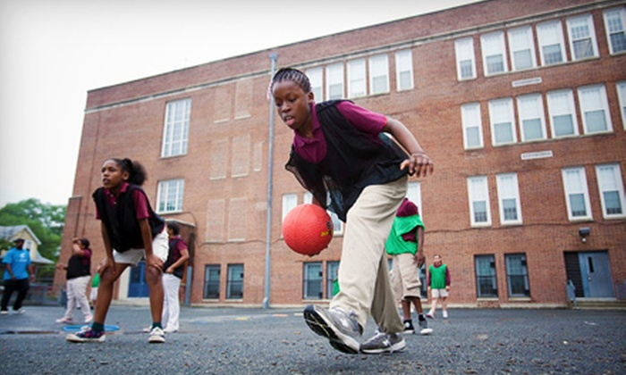 Playworks - Dupont Circle: If 36 People Donate $5, Then Playworks Can Sponsor Recess Time for One Student Enrolled in a Low-Income School for One Year