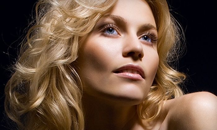 Hairology - Melvin: $17 for a Haircut and Style at Hairology in Clovis ($35 Value)