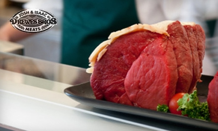 Drewes Brothers Meats - San Francisco: $7 for $15 Worth of Quality Meats, Poultry, and Fish at Drewes Brothers Meats