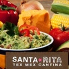 $10 for Fare at Santa Rita Tex-Mex Cantina
