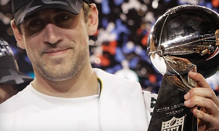 "Rylin Media: $11 for ""4-Pack! The Green Bay Packers Bring Super Bowl Number Four to Titletown, USA!"" Book ($21.45 Value)"