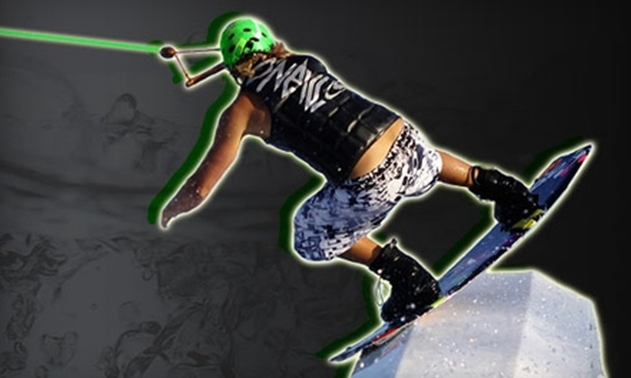 Adrenaline Adventures - Headingley: Pass to Wakeboarding Event at Adrenaline Adventures. Two Options Available.