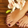 Up to 55% Off Manicure and Pedicure
