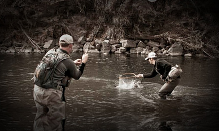 Colorado Skies Outfitters - Denver: $99 for a Two-Day Fly-Fishing School at Colorado Skies Outfitters in Parker ($295 Value)