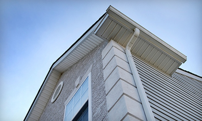 Badger Window Cleaning LLC - Howard: $30 for Residential Window or Gutter Cleaning from Badger Window Cleaning LLC ($80 Value)