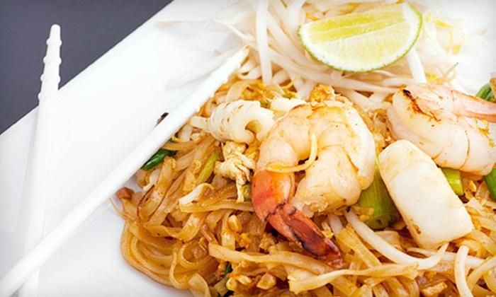 Thai Siam Restaurant - Liberty Wells: $10 for $20 Worth of Thai Fare at Thai Siam Restaurant