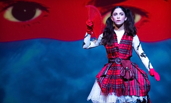 """""""Alice's Adventures in Wonderland"""" - Miami Shores: $20 for The PlayGround Theatre Outing for Two to """"Alice's Adventures in Wonderland"""" (Up to $45.60 Value). 12 Shows Available."""
