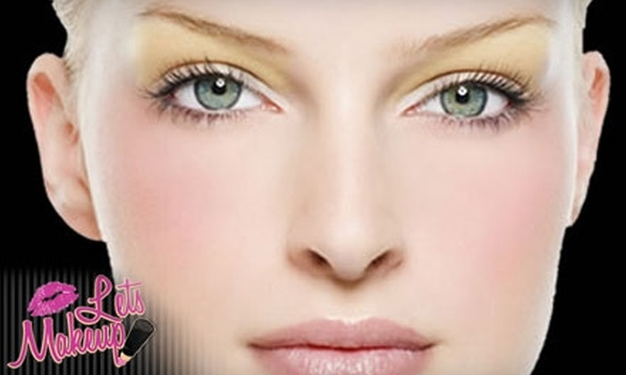 Let's Makeup - Southlake Town Square: $75 for Eyelash Extensions Plus 10% Off Refill at Let's Makeup in Southlake