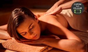 Requinte Cosméticos e Serviços: 4, 8 ou 12 sessões de massagem terapêutica + relaxante na Requinte Cosméticos e Serviços – Asa Sul