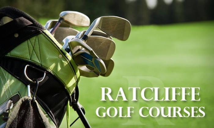 Ratcliffe Golf Services - Multiple Locations: $22 for an 18-Hole Golf Game with Cart from Ratcliffe Golf Services (Up to $57.25 Value)