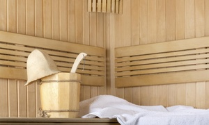 Oasis of Health: Five Infrared Sauna Sessions at Oasis Of Health (51% Off)