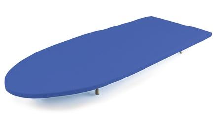 sunbeam ironing board table groupon goods