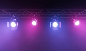Infinity Sound Production: $498 for $995 Worth of Lighting Rental — Infinity Sound