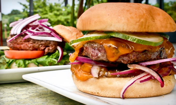 TD Homer's Grill - Southington: $10 for $20 Worth of American Fare and Drinks at TD Homer's Grill in Southington