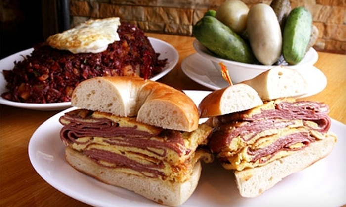 Delicacies Gourmet - Long Island: $6 for $12 Worth of Deli Sandwiches and More at Delicacies Gourmet in Roslyn