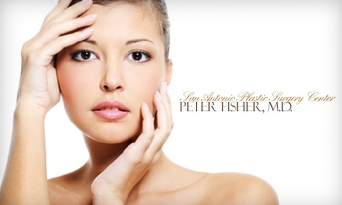 San Antonio Plastic Surgery Center - Northwest Side: $150 for a Consultation, 20 Units of Botox, and a Follow-Up at San Antonio Plastic Surgery Center ($350 Value)